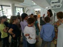 Екскурсія в Центральну дитячу бібліотеку ім.Т.Г.Шевченка