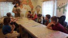 "Уроки 3- Б класу  в етно -комплексі ""Українське село"""