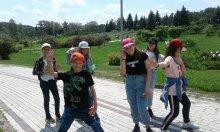 """Екскурсія до парку-пам'ятки садово-паркового мистецтва """"Феофанії"""""""