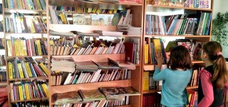 Оновлений бібліотечний простір в Євроленді